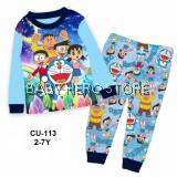 Cuddle Me Baby Pyjamas - Doraemon L1 (2-7Y)