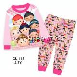 Cuddle Me Baby Pyjamas - Tsum Tsum L2 (2-7Y)
