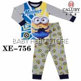 Caluby Baby Pyjamas - Minions L1 (2-7Y)