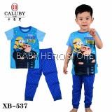 Caluby Baby Pyjamas - Minions S1 (2-7Y)