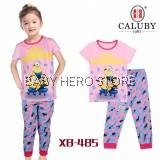 Caluby Baby Pyjamas - Minions S2 (2-7Y)