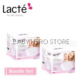 Lacte Deluxe Disposable Breast Pads - 36 Pieces (2 Packs)