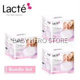 Lacte Deluxe Disposable Breast Pads - 36 Pieces (3 Packs)