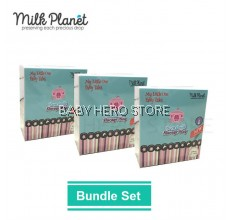Milk Planet - Premium Breast Milk Storage Bag 5oz (28 Pieces) - 3 Packs