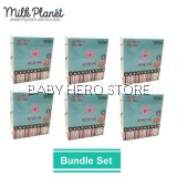 Milk Planet - Premium Breast Milk Storage Bag 5oz (28 Pieces) - 6 Packs