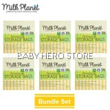 Milk Planet - Breast Milk Storage Bag 7oz (25 Pieces) - 6 Packs