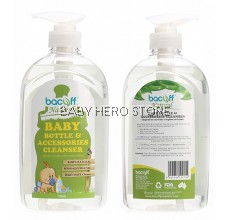 Bacoff - Baby Bottle & Accessories Cleanser (700ml)