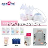 Spectra M1 Portable Double Electric Breast Pump Package A