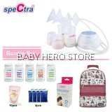 Spectra M1 Portable Double Electric Breast Pump Package B