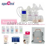 Spectra S9 Plus Double Electric Breast Pump - Package A