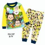 Cuddle Me Baby Pyjamas - Tsum Tsum L3 (2-7Y)