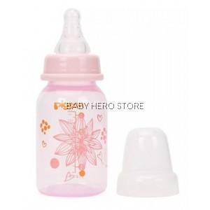 Pigeon - Flexible Clear PP Slim Neck Nursing Bottle (4oz/120ml)