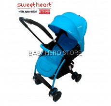 Sweet Heart Paris ST6605 Parent - Facing Stroller