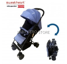 Sweet Heart Paris ST6606 - Easy Carry Folding Baby Stroller