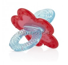 Nuby Chewbies Silicone Teether with Case (1pc)