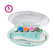 Lunavie L1051 Baby Electric Nail Trimmer