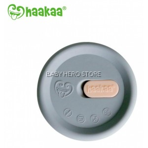 Haakaa Silicone Breast Pump 100ml with Silicone Cap (New)