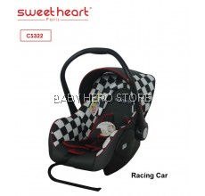 Sweet Heart Paris Car Seat Carriage CS322
