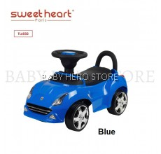 Sweet Heart Paris Ride on Car TL6032